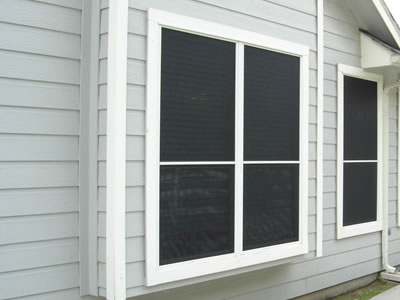 Safety Window Screen